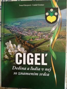 Prvá monografia o obci CIGEĽ
