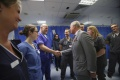 Princ Charles navštívil v nemocnici ľudí zranených po útoku