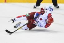 KHL: Ufa zdolala CSKA Moskva 1:0 v piatkovom zápase
