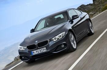 BMW 4 Coupé: Nízke ťažisko, agresívny vzhľad a to najlepšie z BMW