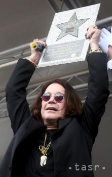 Kontroverzný britský spevák Ozzy Osbourne má 70 rokov