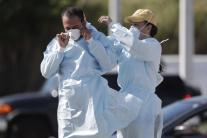S koronavírusom bojujú aj na Floride