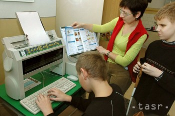 Výnos zo Svätomartinskej zbierky dostali školy pre nevidiace deti