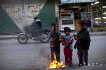 Taliansko venuje tri milióny eur pre civilistov v Sýrii