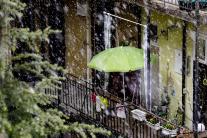 Aprílová spomienka na zimu