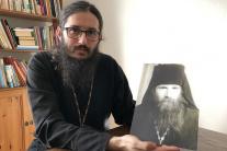 Savva Struve bol jediný mních, ktorý ostal počas vojny v Ladomirovej