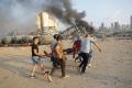 VÝBUCHY V BEJRÚTE si vyžiadali 113 obetí a vyše 4000 zranených