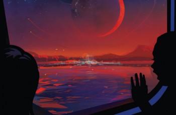 Sedem nových planét? Možno sa k nim pridajú aj Pluto a náš Mesiac