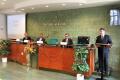 M. Lajčák prednášal študentom o predsedníctve SR v OBSE