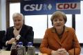 Sociálni demokrati v prieskume predbehli stranu A. Merkelovej