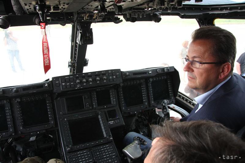 Ministerstvo obrany plánuje spustiť obmenu vojenských vrtuľníkov