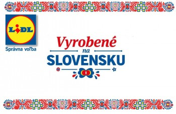 LIDL sa otvára pre slovenských dodávateľov