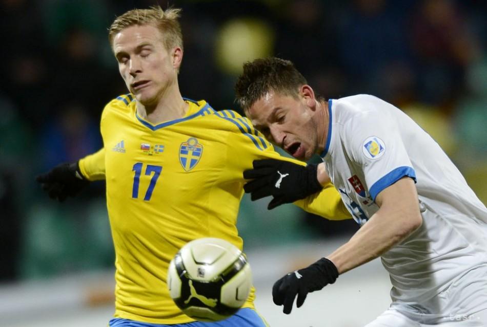 07d7184afe2db Slovensko remizovalo so Švédskom 0:0 v prípravnom zápase v Žiline