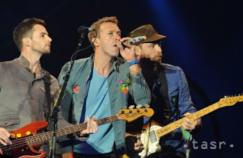 Coldplay chystá nový album, vyjde už v máji