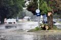 Šariš a Zemplín zasiahli silné búrky.V Gribove je mimoriadna situácia