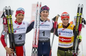 Severská kombinácia: V Holmenkollene triumfoval 18-ročný Nór Riiber