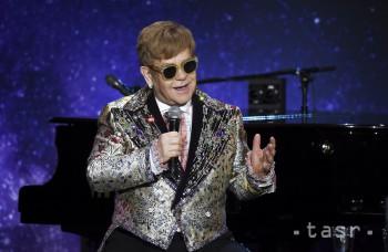 Elton John potvrdil, že pripravuje posledné svetové koncertné turné