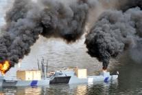 Bitka o Atlantik na Vodnom diele v Žiline