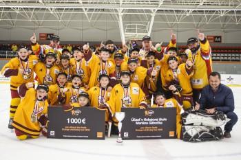 Víťazmi 10. ročníka Orange Minihokej Tour sú hokejisti z Trenčína