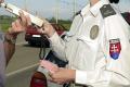 Muž za volantom nafúkal v Rimavskej Sobote viac ako tri promile