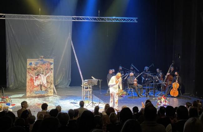 Slovenské divadlo sa predstavilo v Prahe