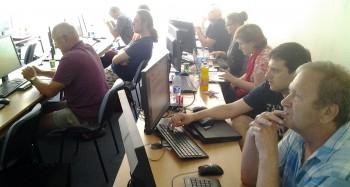 Záverečné školenie medzinárodného IT kurzu pre pedagógov bolo na PEVŠ