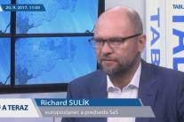Sulík: Prieskum ukázal, že Droba má v Bratislave šancu
