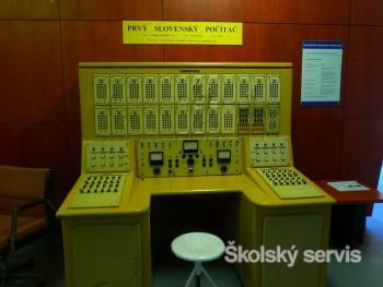 Stála expozícia histórie slovenských počítačov