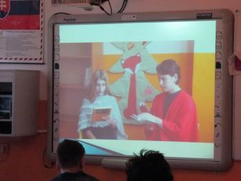 Obľúbená kniha našej triedy