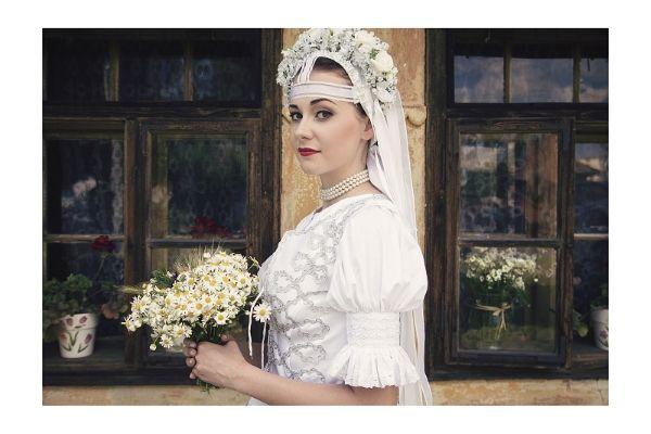 bb16e45dc968 VIDEO  Nosnou témou tohtoročnej svadobnej výstavy je Folk nevesta - 24hod.sk