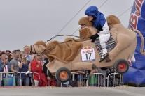 Súťaž podomáckych vyrobených vozidiel