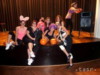 Zumba fitness cez Halloween