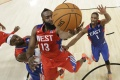NBA: Zápas hviezd sa v roku 2019 uskutoční v Charlotte