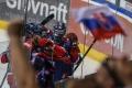 Slováci odídu na svetový šampionát víťazne naladení. Dánov zdolali 3:1