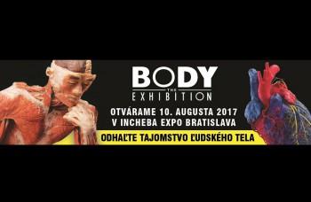 Výstava odhaľujúca tajomstvá ľudského tela - Body The Exhibition