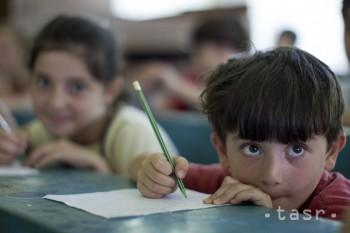 UNICEF: Do škôl sa stále nevrátili milióny sýrskych detí