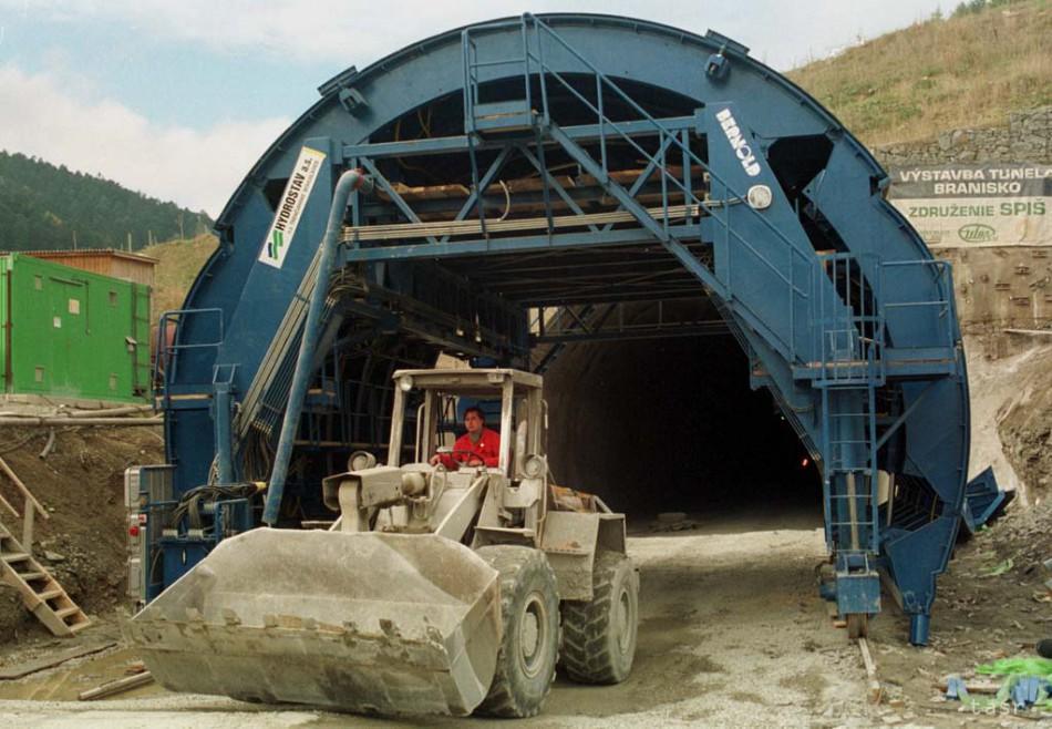 Švajčiarsky súd rozhodol v kauze tunela Branisko