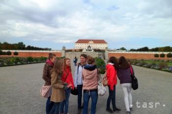 Pripravovali sme prezentácie o princovi Savojskom a zámku Schloss Hof