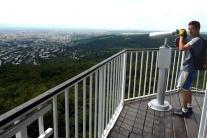 Košice, vyhliadka, veža