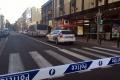 V areáli kriminalistického ústavu v Bruseli vybuchla nálož