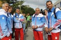 Členovia olympijskej výpravy