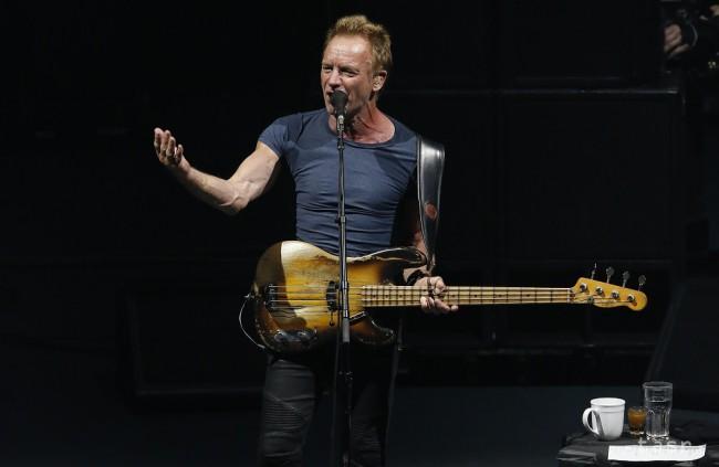 Sting príde v lete do Bratislavy. Ponúkne svoje najväčšie hity