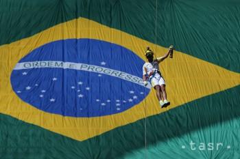 Brazília: Neznámy muž sa pokúsil odcudziť olympijskú pochodeň