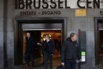 SERIÁL: Bruselské metro