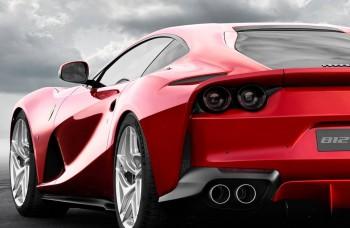 Nové Ferrari jazdí takmer 3× rýchlejšie, ako je povolené na diaľnici