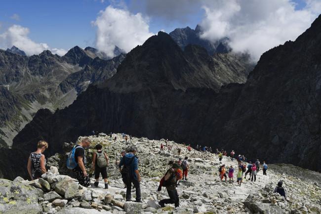 OTESTUJTE SA: Poznáte slovenské pohoria a doliny?