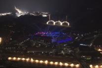 Otvárací ceremoniál, Pjongčang
