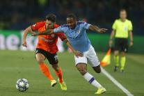 Šachtar Doneck - Manchester City