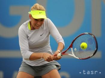 Vekičová postúpila na turnaji WTA v Kaohsiungu do druhého kola