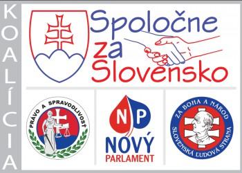 ROZHOVORY TASR S LÍDRAMI: Predstavujeme stranu Spoločne za Slovensko